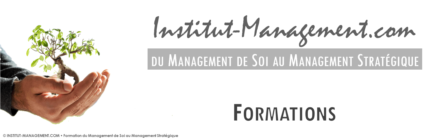 Institut-Management - Formations
